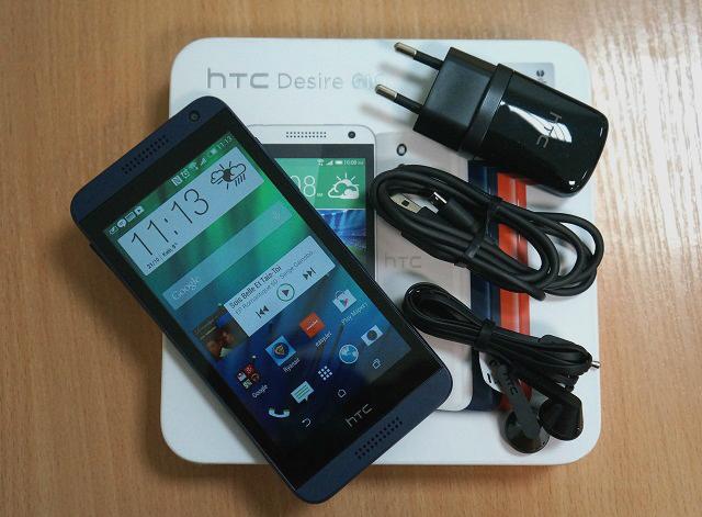 Обзор смартфона HTC Desire 610: глянца много не бывает?