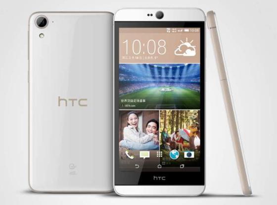 Смартфон HTC Desire 826 с Android 5.0 Lollipop из коробки и фронтальной камерой UltraPixel-2