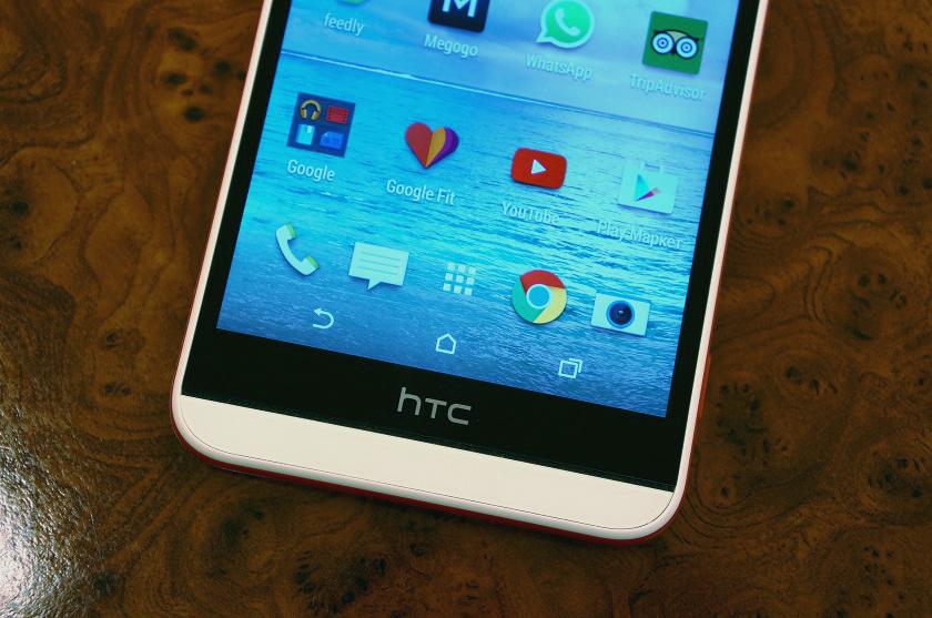 Обзор смартфона HTC Desire EYE-10