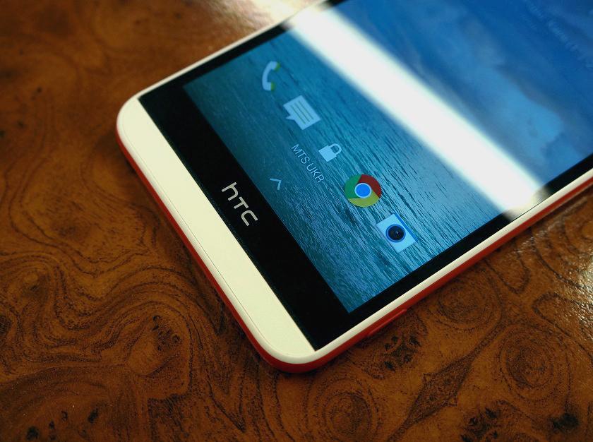 Обзор смартфона HTC Desire EYE-9