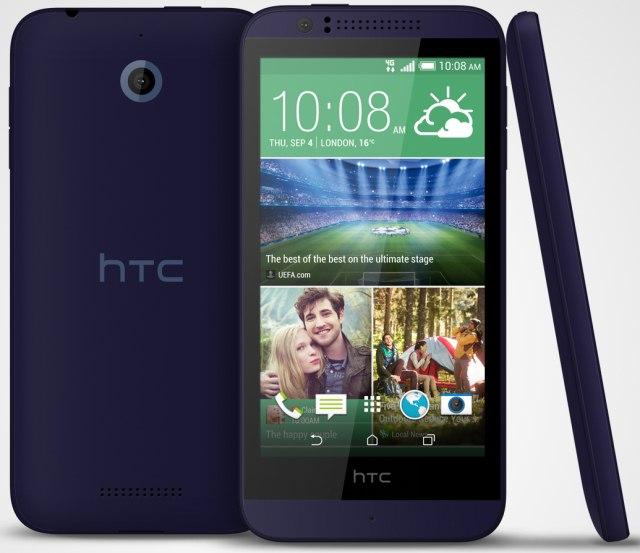 HTC Desire 510: недорогой смартфон с поддержкой LTE-2
