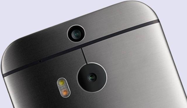 HTC выпустит смартфон M8 Eye с двойной камерой на 13 мегапикселей