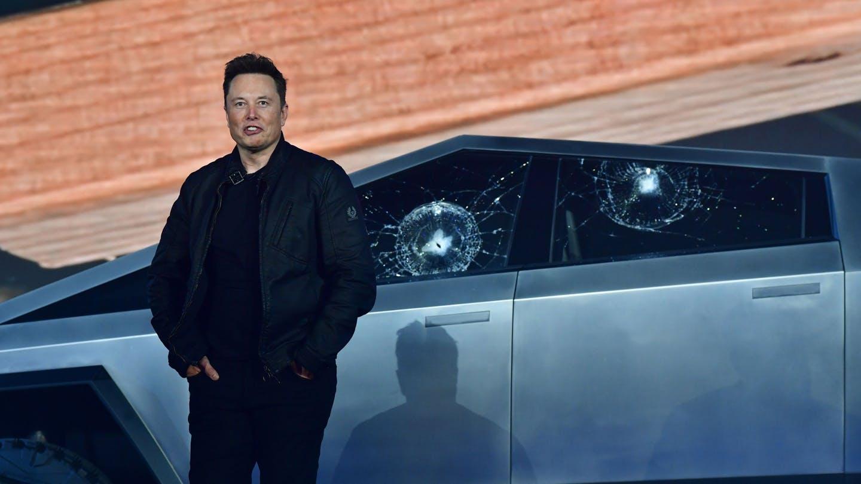 Милиция Дубая закупит электрокары Tesla Cybertruck