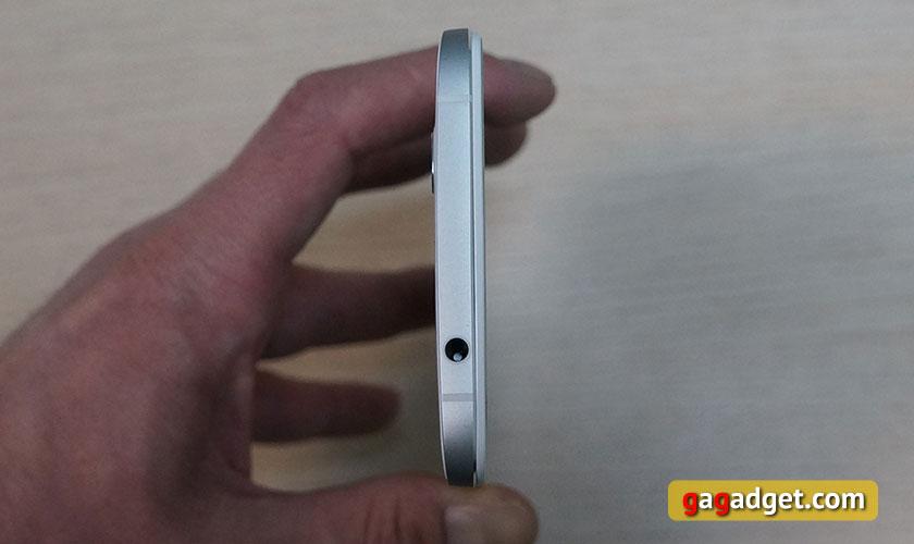 Обзор металлического 5.5-дюймового смартфона Huawei G7-4