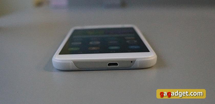 Обзор металлического 5.5-дюймового смартфона Huawei Ascend G7-10