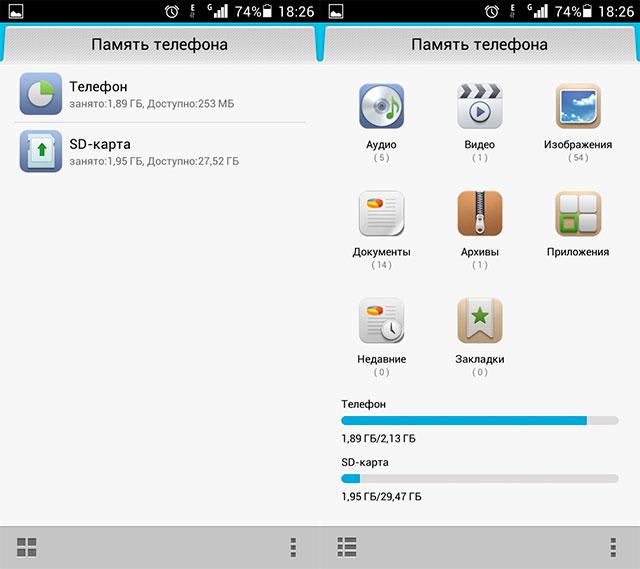 Обзор доступного 5.5-дюймового смартфона Huawei Ascend G730-16