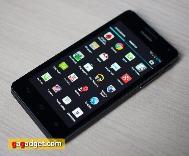 Обзор Huawei Honor 2: optimum optimorum