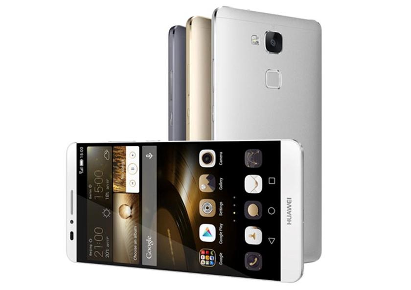 Продажи Huawei Mate7 должны стартовать в январе