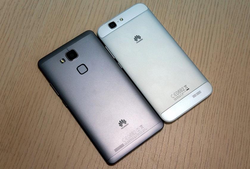 Обзор смартфона Huawei Mate7-8