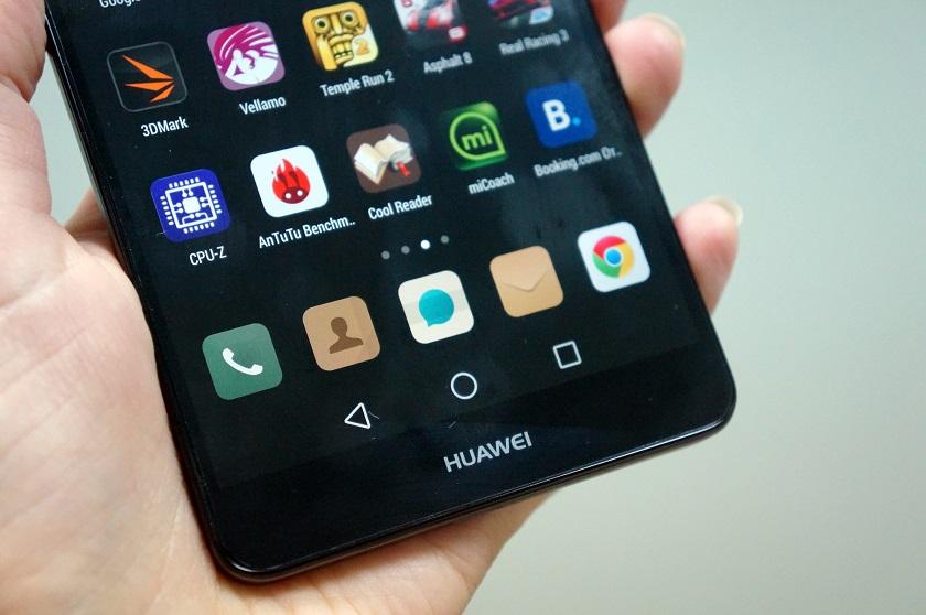 Обзор смартфона Huawei Mate7-10