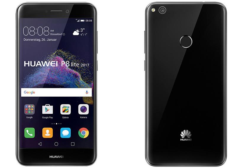 В начале февраля в Украине выходит Huawei P8 Lite (2017)