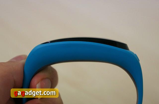 """Обзор """"умного"""" браслета Huawei TalkBand B1-5"""