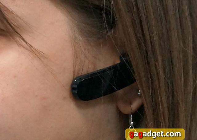 """Обзор """"умного"""" браслета Huawei TalkBand B1-13"""