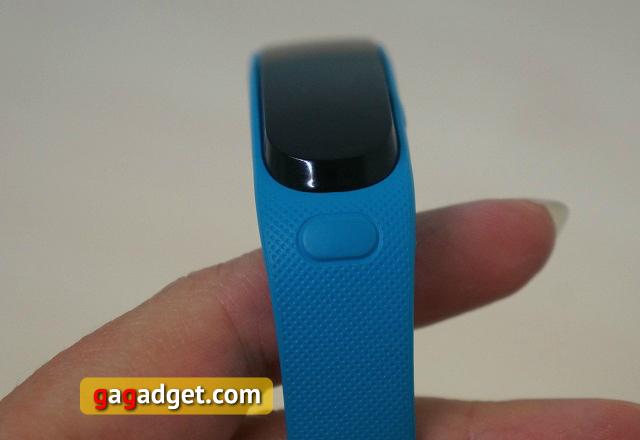 """Обзор """"умного"""" браслета Huawei TalkBand B1-10"""