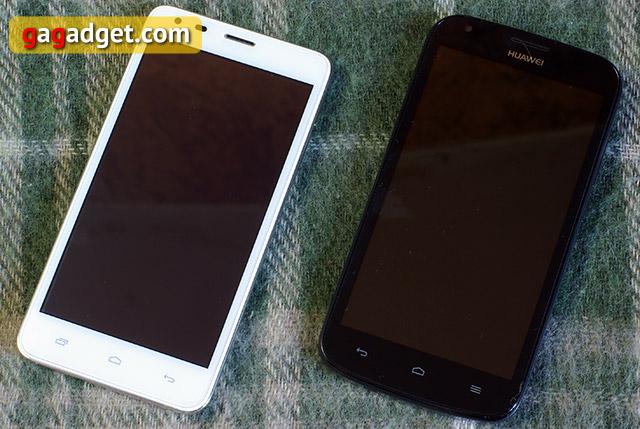 Лицом к лицу: Huawei Ascend Y600, Fly IQ456 Era Life 2 и Prestigio MultiPhone PAP5500 Duo-2