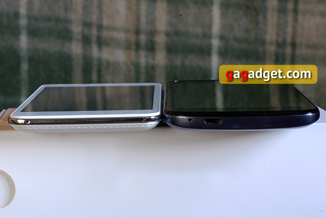 Лицом к лицу: Huawei Ascend Y600, Fly IQ456 Era Life 2 и Prestigio MultiPhone PAP5500 Duo-4