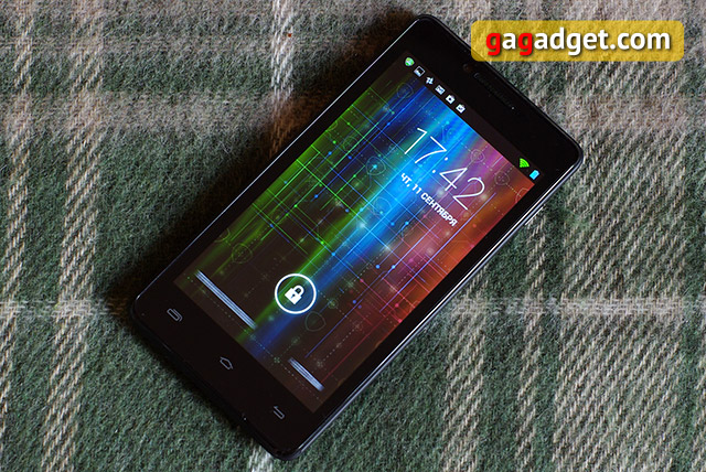 Лицом к лицу: Huawei Ascend Y600, Fly IQ456 Era Life 2 и Prestigio MultiPhone PAP5500 Duo-13