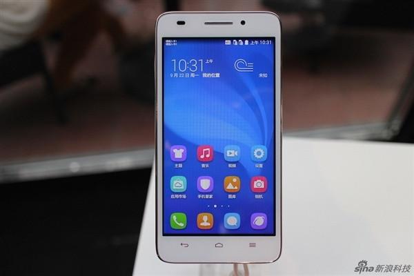 Huawei Honor 4 Play: недорогой смартфон на Snapdragon 410 с поддержкой LTE-2