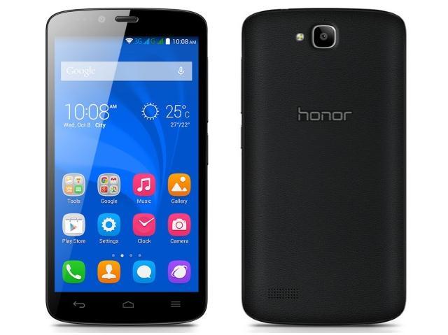 Huawei Honor Holly: 5-дюймовый IPS-дисплей 1280х720, четырехъядерный процессор и DualSIM