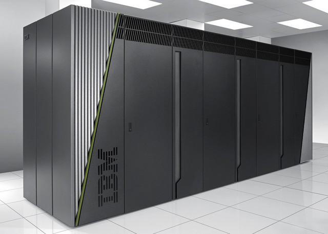 История компании IBM: от табуляторов и ПК до консалтинга и суперкомпьютеров-14
