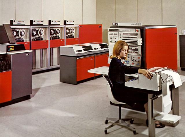 История компании IBM: от табуляторов и ПК до консалтинга и суперкомпьютеров-8
