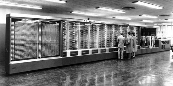 История компании IBM: от табуляторов и ПК до консалтинга и суперкомпьютеров-4