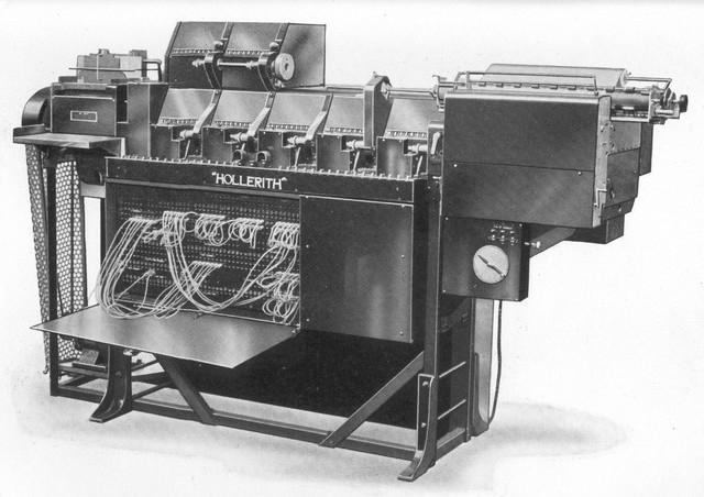 История компании IBM: от табуляторов и ПК до консалтинга и суперкомпьютеров-3
