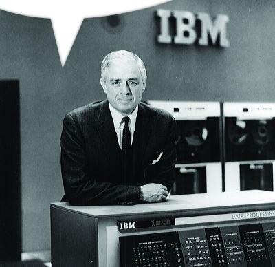 История компании IBM: от табуляторов и ПК до консалтинга и суперкомпьютеров-2