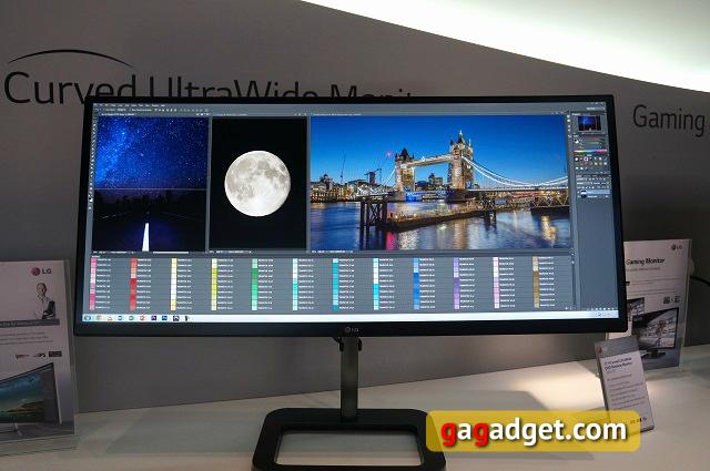 В поисках новых форм: павильон LG на IFA 2014 своими глазами-21