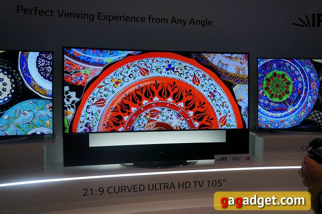 В поисках новых форм: павильон LG на IFA 2014 своими глазами-10