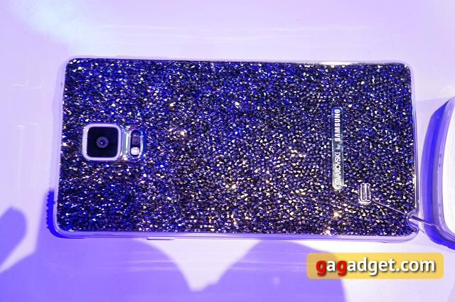 Samsung Unpacked 2014 Episode 2 своими глазами: Galaxy Note 4 и все, все, все-3