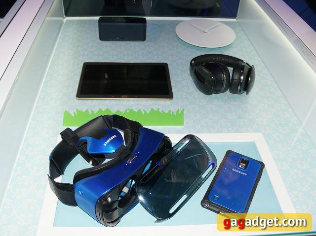 Samsung Unpacked 2014 Episode 2 своими глазами: Galaxy Note 4 и все, все, все-9