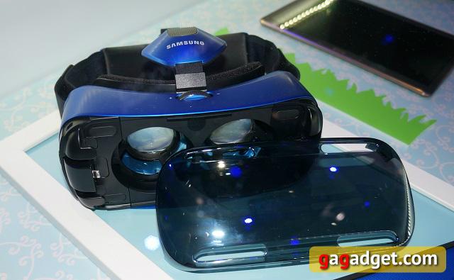 Samsung Unpacked 2014 Episode 2 своими глазами: Galaxy Note 4 и все, все, все-10