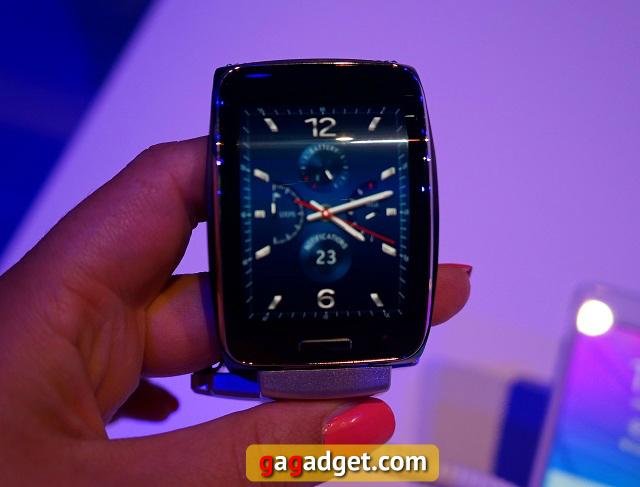 Samsung Unpacked 2014 Episode 2 своими глазами: Galaxy Note 4 и все, все, все-8