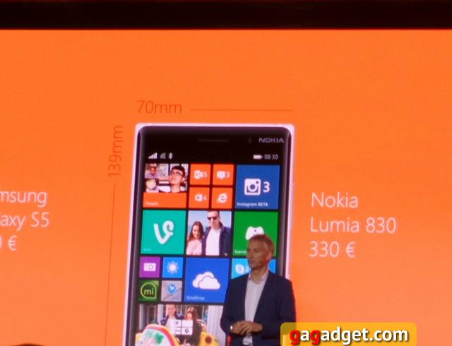 С перламутровыми пуговицами: Nokia Lumia 830, 735 и 730 Dual SIM своими глазами-11