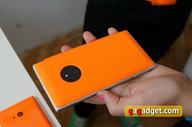 С перламутровыми пуговицами: Nokia Lumia 830, 735 и 730 Dual SIM своими глазами-5