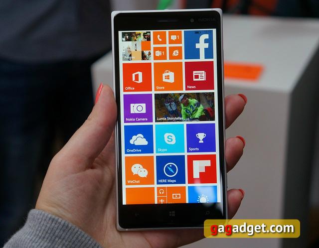 С перламутровыми пуговицами: Nokia Lumia 830, 735 и 730 Dual SIM своими глазами-4