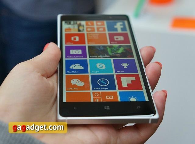 С перламутровыми пуговицами: Nokia Lumia 830, 735 и 730 Dual SIM своими глазами-10