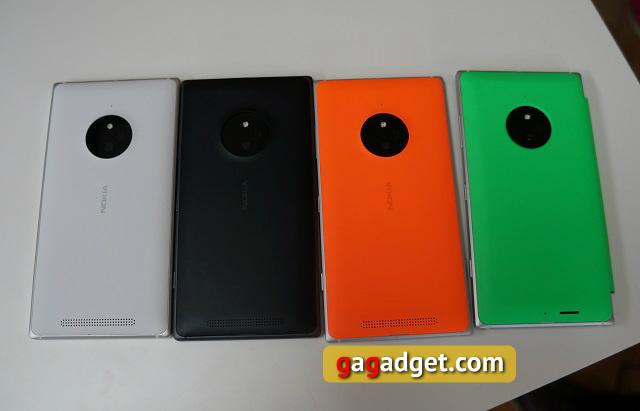 С перламутровыми пуговицами: Nokia Lumia 830, 735 и 730 Dual SIM своими глазами-8