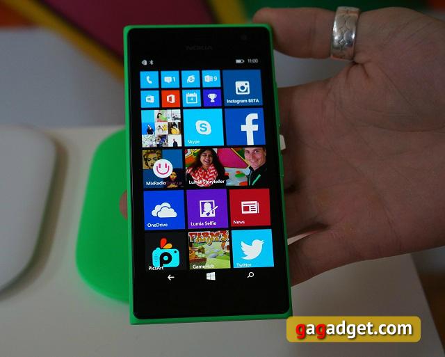 С перламутровыми пуговицами: Nokia Lumia 830, 735 и 730 Dual SIM своими глазами-12