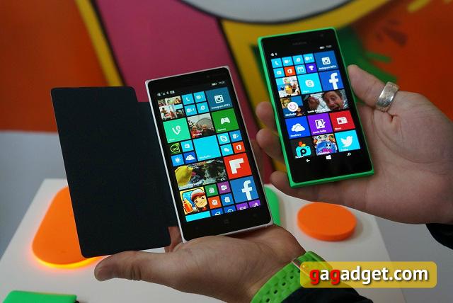 С перламутровыми пуговицами: Nokia Lumia 830, 735 и 730 Dual SIM своими глазами-3