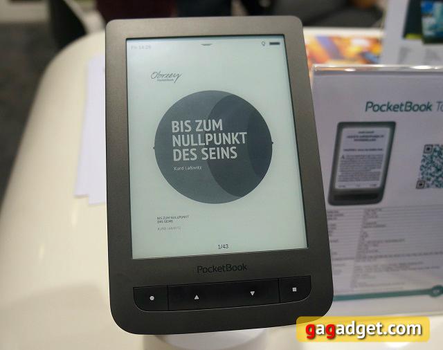 IFA 2014: стенд PocketBook своими глазами-10