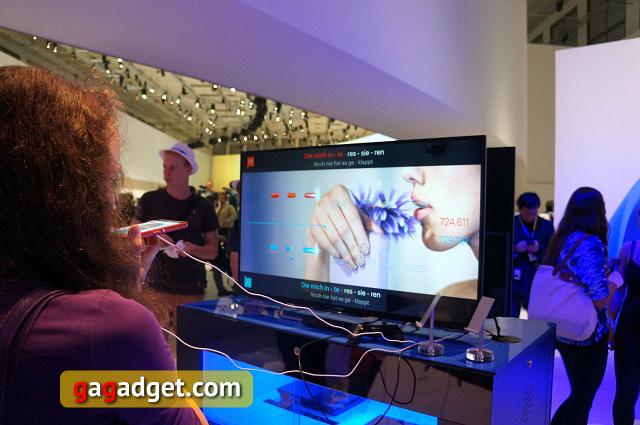 Самый быстрый самолет: павильон Sony на IFA 2014 своими глазами-38