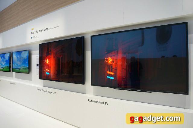 Самый быстрый самолет: павильон Sony на IFA 2014 своими глазами-25