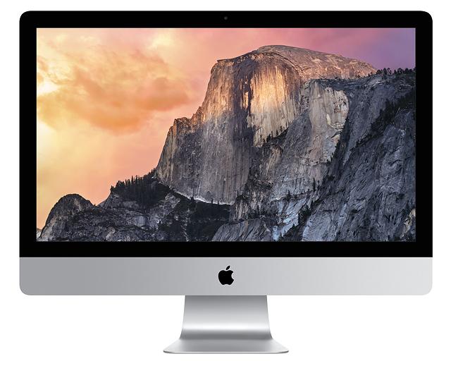 Готовьте ваши денежки: Apple выпустила iMac с экраном Retina 5K