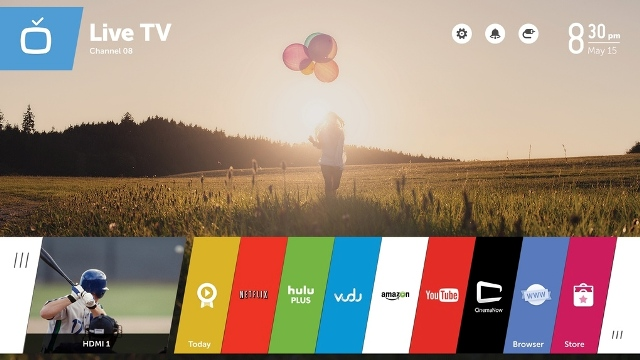 ТехноПарк: Обзор операционной системы WebOS на телевизорах LG