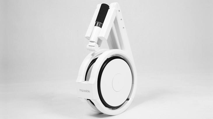 Impossible: складной электровелосипед с возможностью переноски в рюкзаке