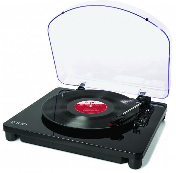"""Проигрыватель iON Audio Air LP попытается совместить """"ламповость"""" пластинок и и удобство Bluetooth-2"""
