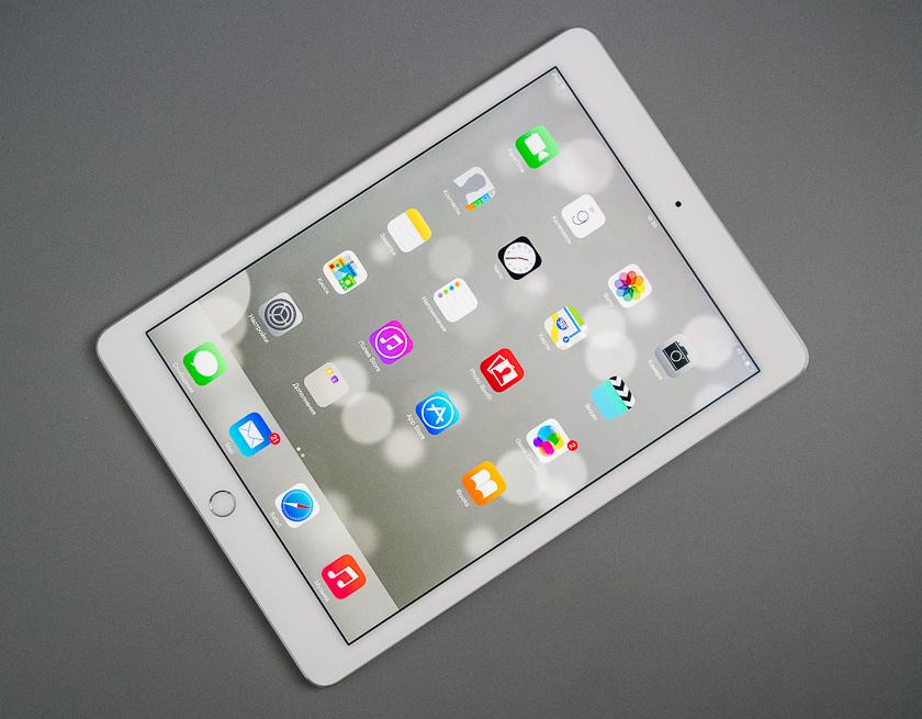Топтание на месте. Несколько мыслей об iPad Air 2