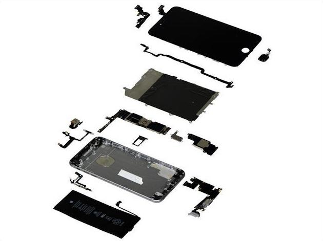 Производство одного iPhone 6 или iPhone 6 Plus обходится Apple от $200 до $263